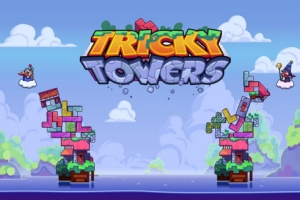 Tricky Towers Announced For PlayStation 4