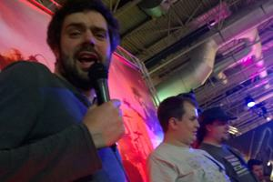 TSA Rock EGX In A Secret Rock Band 4 Show