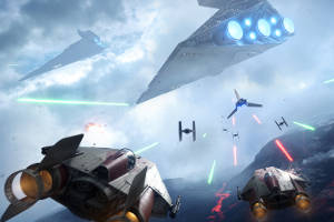 Podcast: Episode 203 – Star Wars Battlefront Special
