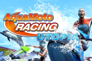 Aqua Moto Racing Utopia Now Coming To PlayStation 4