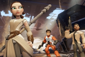 The Force Awakens In Disney Infinity Next Month, New Trailer Revealed