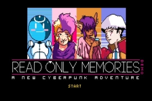 2064: Read Only Memories Releases August 16th For PS4 And Vita