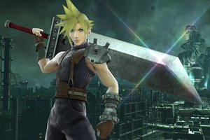 Final Fantasy VII's Cloud Is The Latest Entrant To Super Smash Bros.