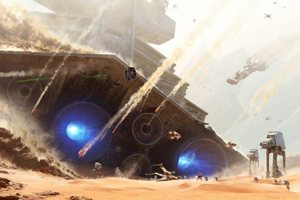 [Updated With Trailer] Watch The Star Wars Battlefront Battle Of Jakku Reveal Here