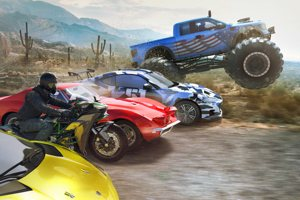 Reaching The Summit In The Crew: Wild Run
