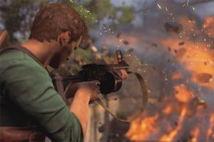Bringing The Best Of Naughty Dog To Uncharted 4's Multiplayer