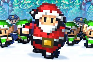 The Escapists Gets Another Free Christmas Map
