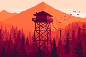 Firewatch Is Going To Get A Movie Adaptation