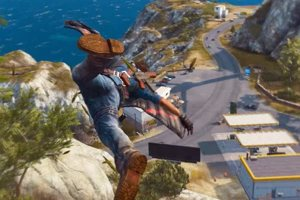 Just Cause 3's Mech Land Assault Available From June 3rd