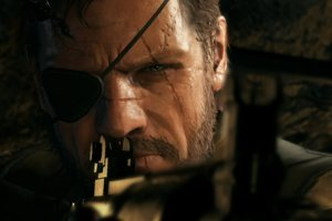 May's Games With Gold Include MGSV: The Phantom Pain & Vanquish