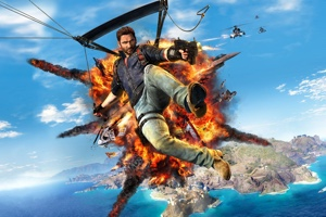Just Cause 3 Review Round-Up