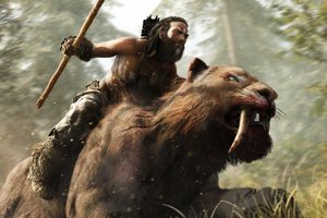 Charge Back Through Time In Far Cry Primal's Live Action Trailer