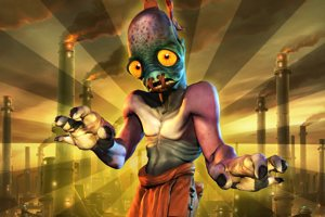 Mudokon To Go - Hands On With Oddworld: New 'n' Tasty On Vita