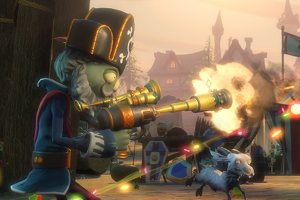 Trouble In Zombopolis Part 2 For PvZ: Garden Warfare 2 Is Out Now For Free