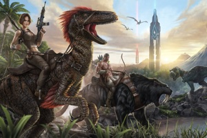 ARK: Survival Evolved Update 256 Adds Underwater Bases On PS4 And Xbox One