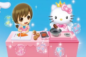 Hello Kitty's Magic Apron Now Available From The Nintendo E-shop