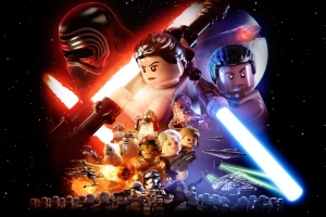 A LEGO Star Wars: The Force Awakens PS4 Bundle Will Release June 28th