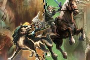 Howling At The Moon In The Legend Of Zelda: Twilight Princess HD