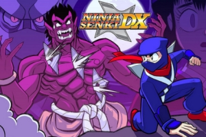 Old Skool Platformer Ninja Senki DX Coming To PS4 & PS Vita