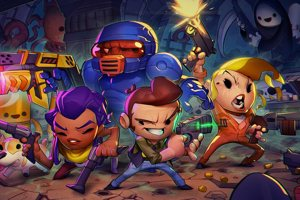Enter The Gungeon's Free Expansion Is Out Now