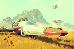First Impressions Of No Man's Sky
