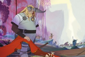 The Entire Banner Saga Trilogy Are Coming To Nintendo Switch