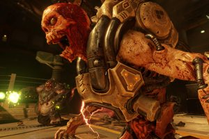 Motion Aiming Quietly Added To Doom For Nintendo Switch In Update 1.1.1