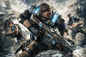 Watch 20 Minutes of Gear of War 4 Gameplay