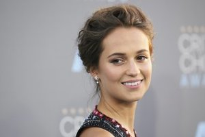 Alicia Vikander Has Been Cast As Lara Croft For Tomb Raider Movie