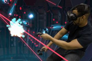 HTC Vive Review: The Lab, Job Simulator, Fantastic Contraption & More