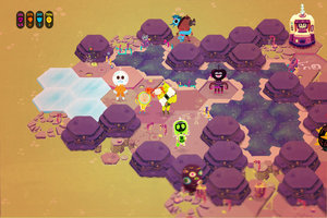 Super Mutant Alien Assault, Loot Rascals, World Of Warriors Head To PS4