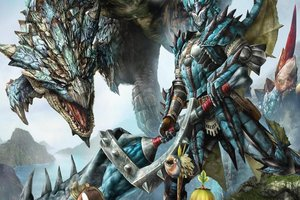 Monster Hunter XX Comes To Nintendo Switch On August 25 In Japan