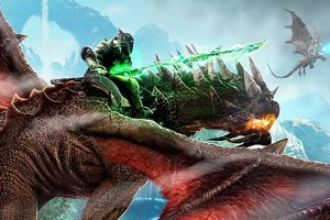 Enter The Dragon: Hands-On With Riders Of Icarus
