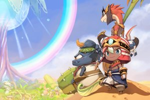 Nintendo Announce Ever Oasis, A New Action RPG For 3DS