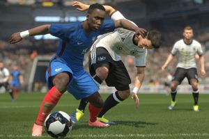 Hands On With Pro Evolution Soccer 17