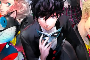 Check Out The Palaces Of Persona 5