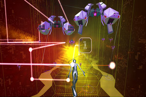Rez Infinite Launches October 13th For PS4 And PSVR