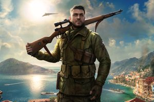 The Italian Job: Sniper Elite 4 Is Back With A Bigger Scope