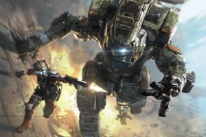 Titanfall 2: The War Games Trailer Lands With A Bang
