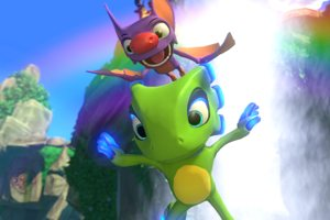 Yooka-Laylee Multiplayer Arcade And Co-Star Mode Revealed