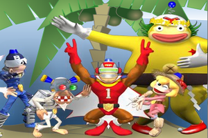 Trophies Appear For Ape Escape 2 On PS4