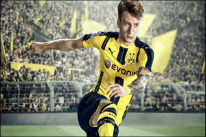 Marco Reus Selected To Be FIFA 17's Cover Star