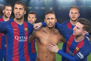 Konami And FC Barcelona Team Up For PES 2017 And Beyond