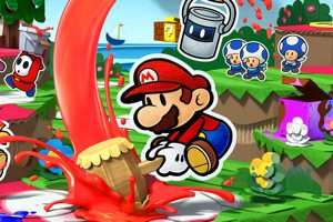 Paint By Hammer - Re-Colouring The World Of Paper Mario: Color Splash