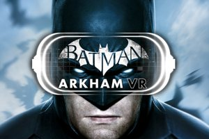 Donning The Cape & Cowl - Hands On With Batman: Arkham VR