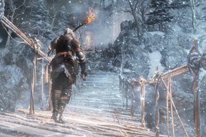 Dark Souls III: Ashes Of Ariandel Gets An Official Reveal