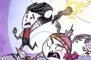 PS4 Gamers Can Team Up In Don't Starve Together Next Month