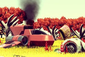 Hello Games' Server And Twitter Were Briefly Hijacked This Afternoon