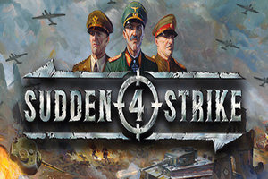 PlayStation 4: Sudden Strike 4's First PS4 Gameplay Trailer Is Here