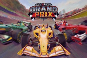 Grand Prix Rock 'N' Racing Releases October 7th For PS4